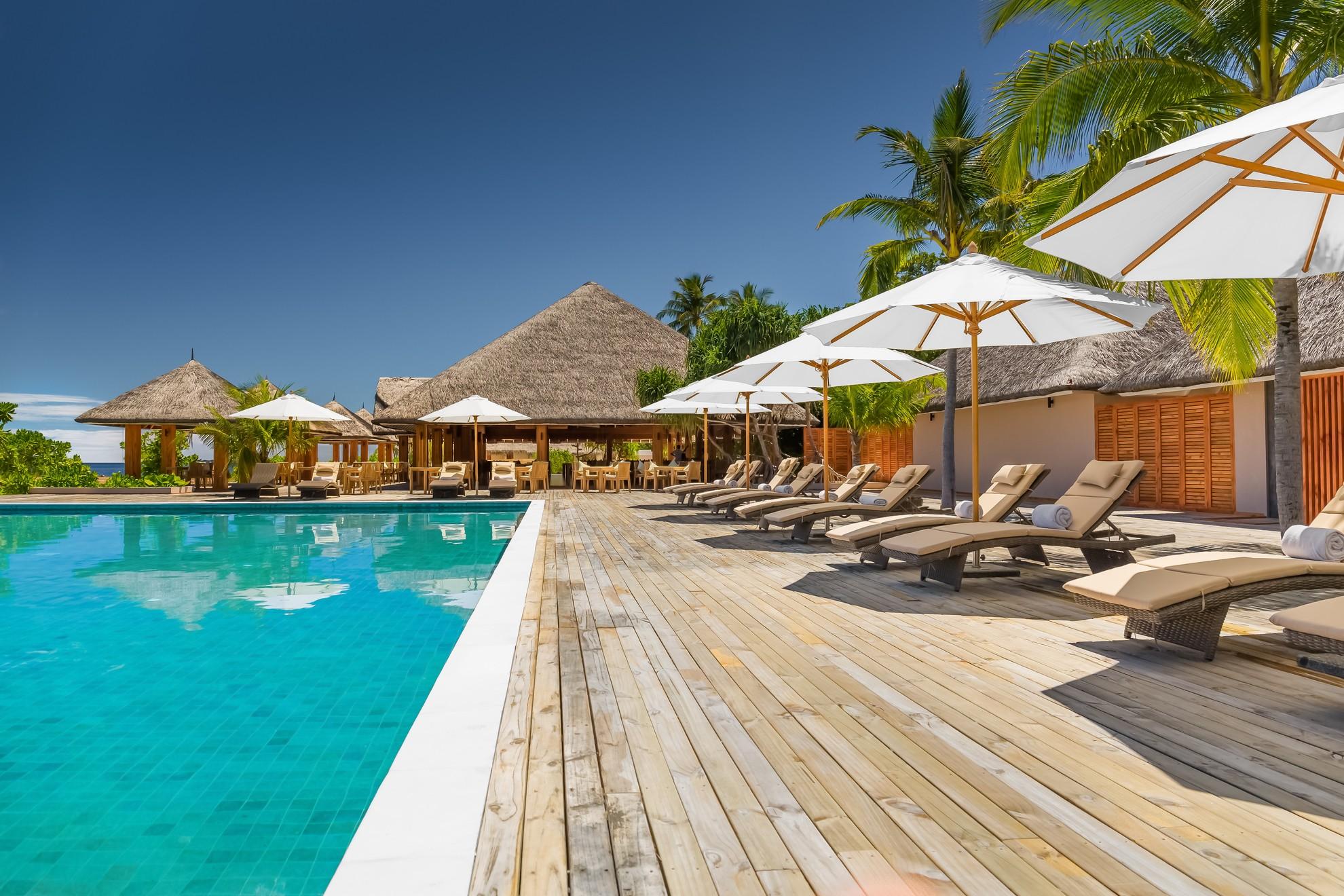 Kudafushi Just A Small Paradise Raa Atoll Of Maldives